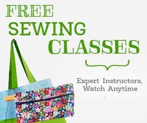 free sewing classes